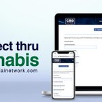 Image for the Tweet beginning:  | Connect with #CBD