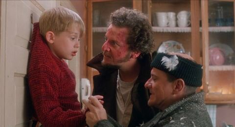 Happy birthday Chris Columbus. Home alone is the kind of family film I truly miss.