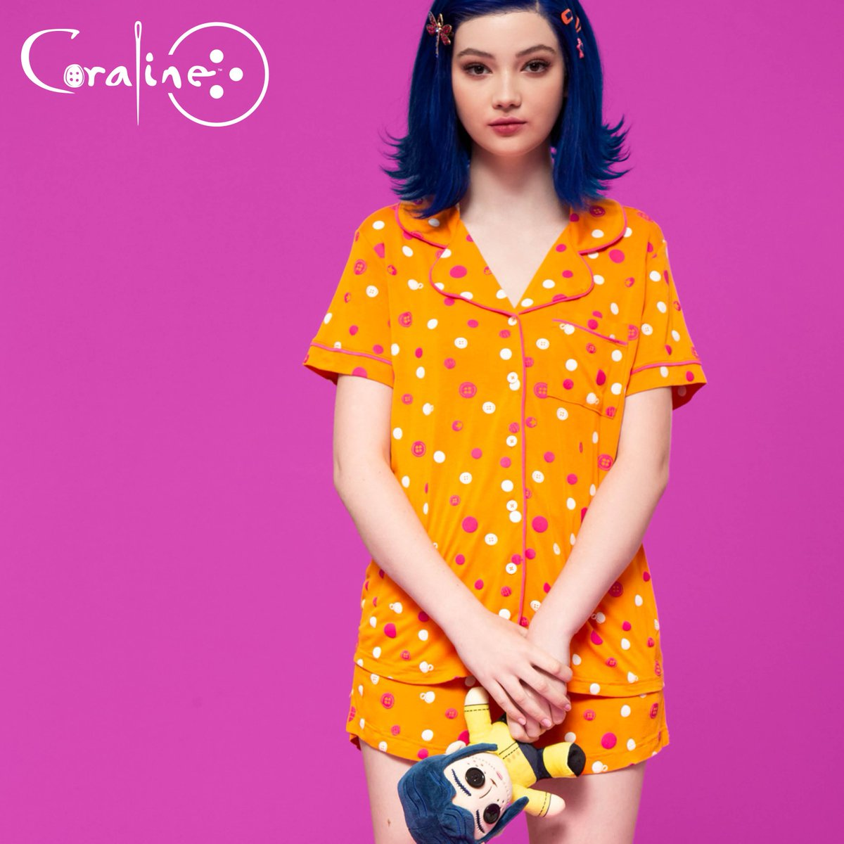 Hot Topic On Twitter A New Coraline Collection Just For You Our Favorite Little Doll Https T Co 2irtjnfy4c