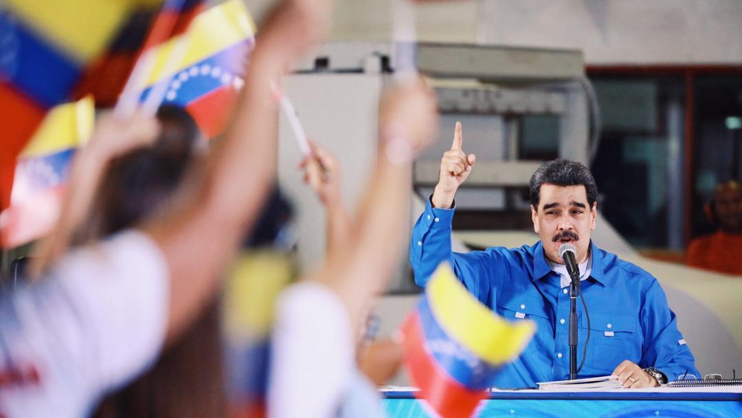 Venezuela - Venezuela un estado fallido ? - Página 32 EEJZ__iXoAof3uU
