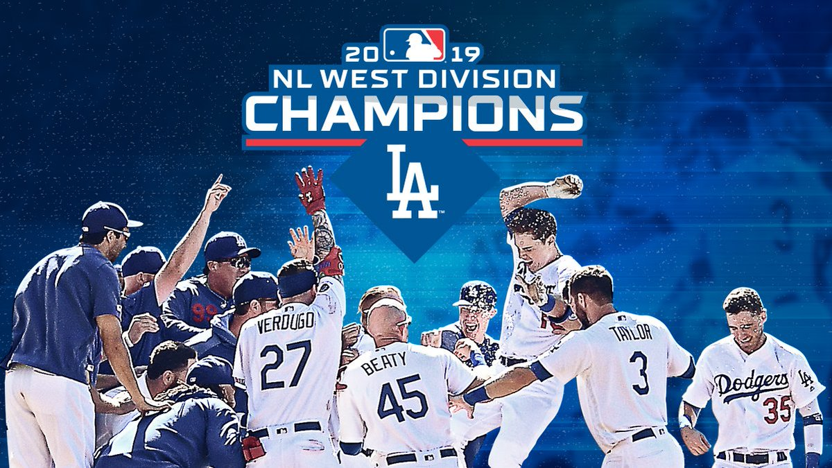 @Dodgers's photo on NL West