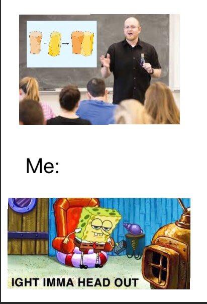 Spongebob Meme Maker Imma Head Out