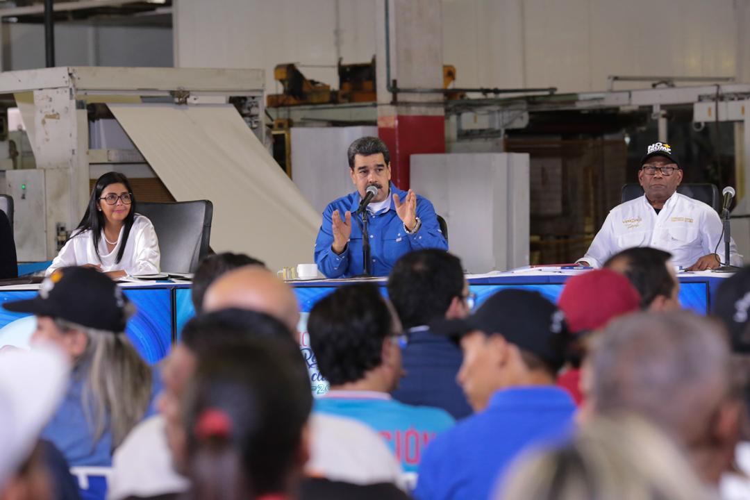 Venezuela - Venezuela un estado fallido ? - Página 32 EEJgD3nWwAEOgNL