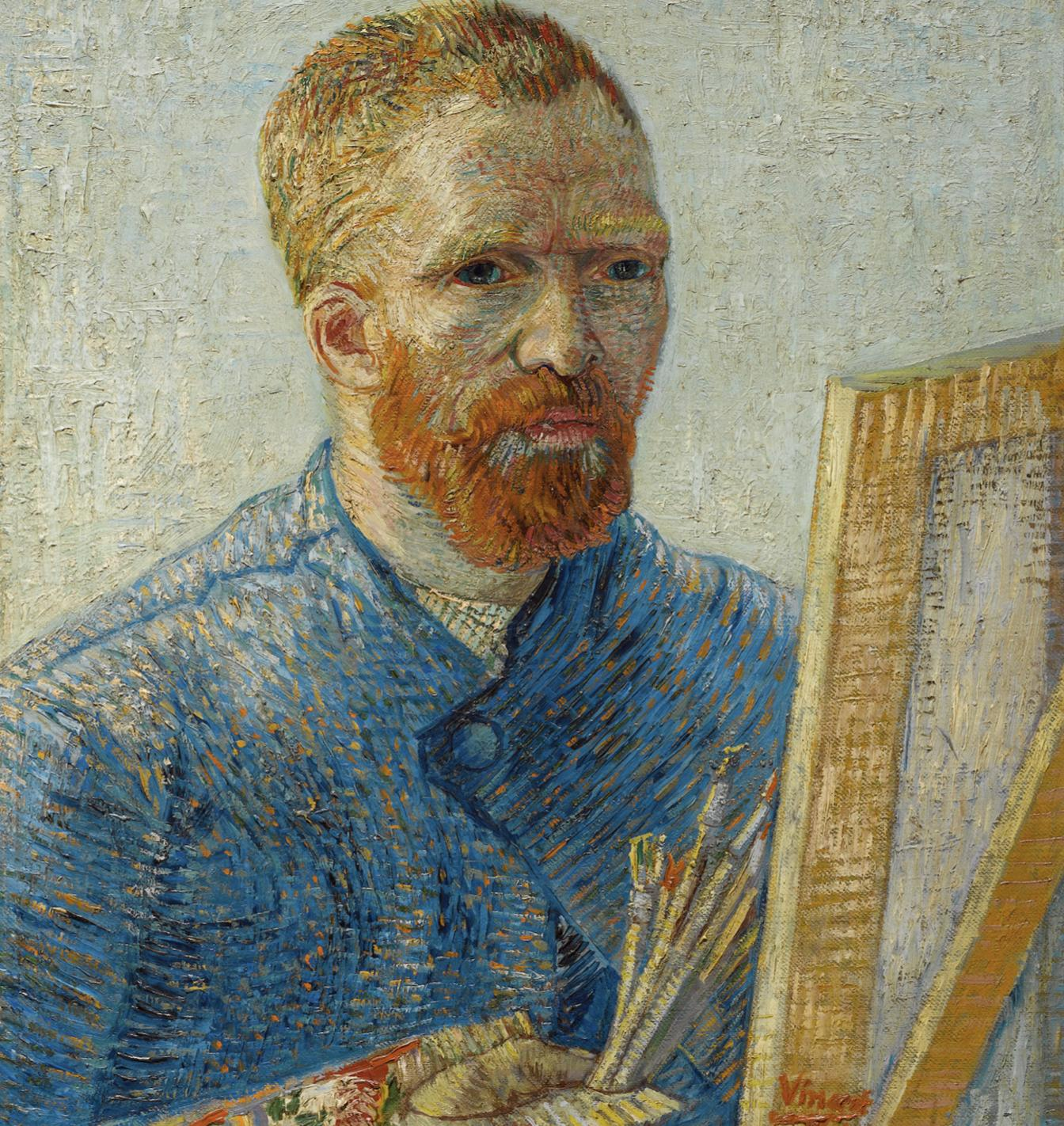 Vincent van Gogh: To do good work, one must eat well, be well housed, have one's fling from time to tim...