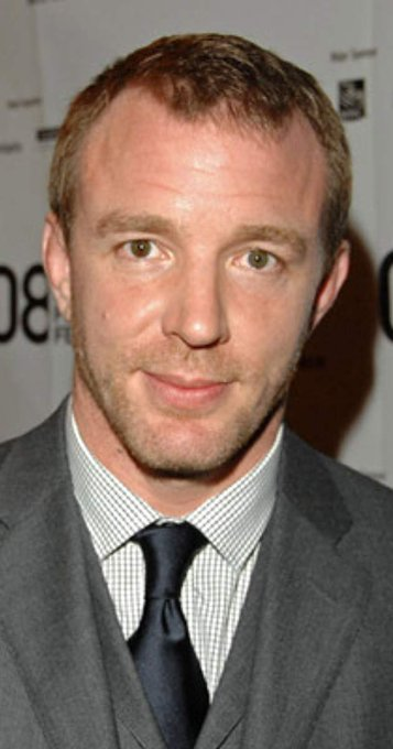 Happy Birthday director Guy Ritchie