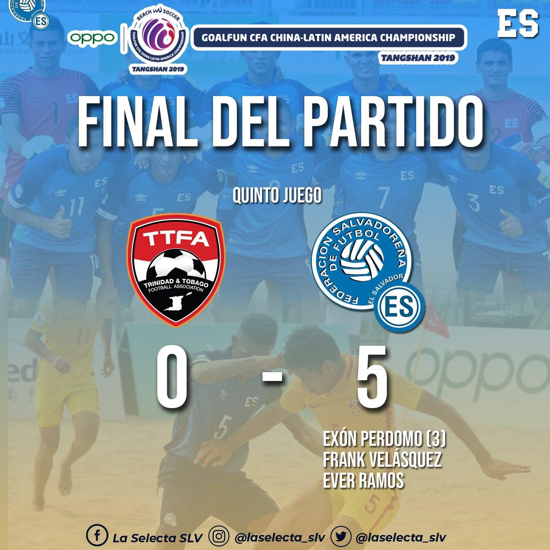 2019 Goalfun CFA China - Latino America Futbol Playa campeonato. EEJpnqEX4AA7A0e?format=jpg&name=large