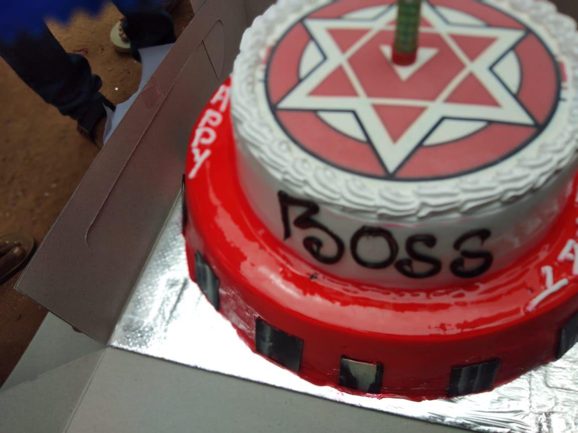 @PawanKalyan Birthday Celebrationd At Banglore   #HappyBirthdayPawankalyan <br>http://pic.twitter.com/E42Q48J2wA