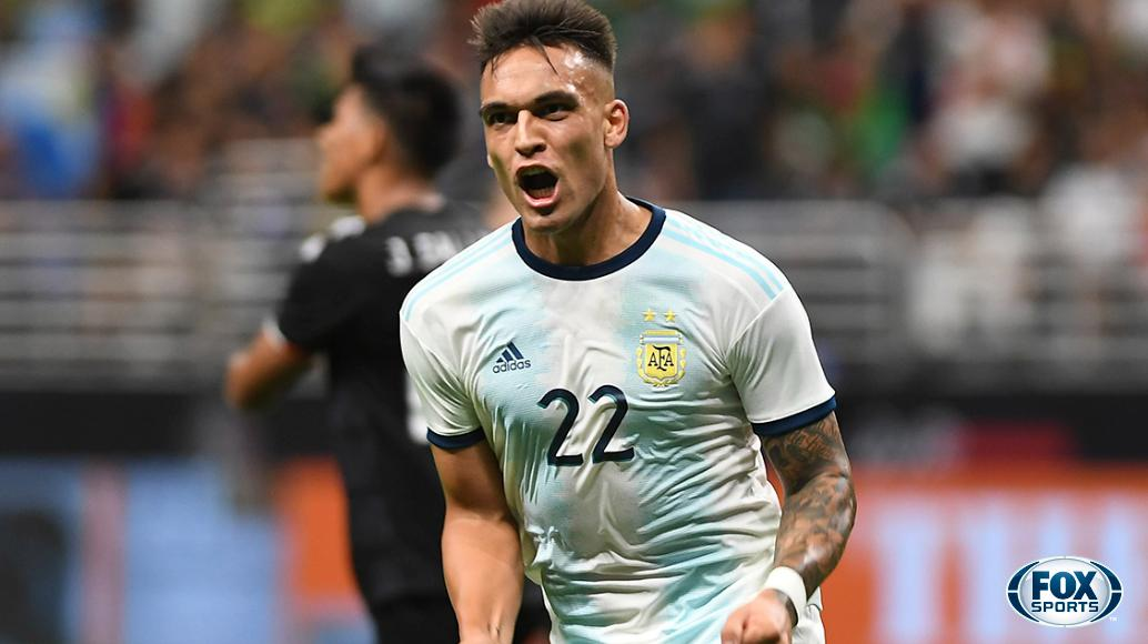 Video: Argentina vs Mexico Highlights