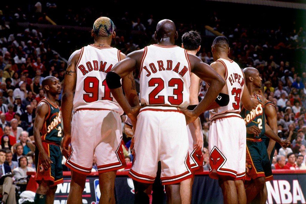 Dennis Rodman: 'We Didn't Repeat 4 In A Row Because Michael Jordan Wanted Millions Of Dollars' fadeawayworld.net/2019/09/10/den…