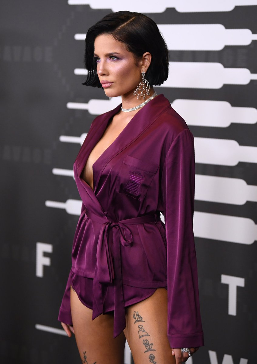 There! Are! No! Words! @rihanna just changed the game forever; as she always does. Thank you for letting me witness and be a part of this incredible event. @SavageXFenty 🖤