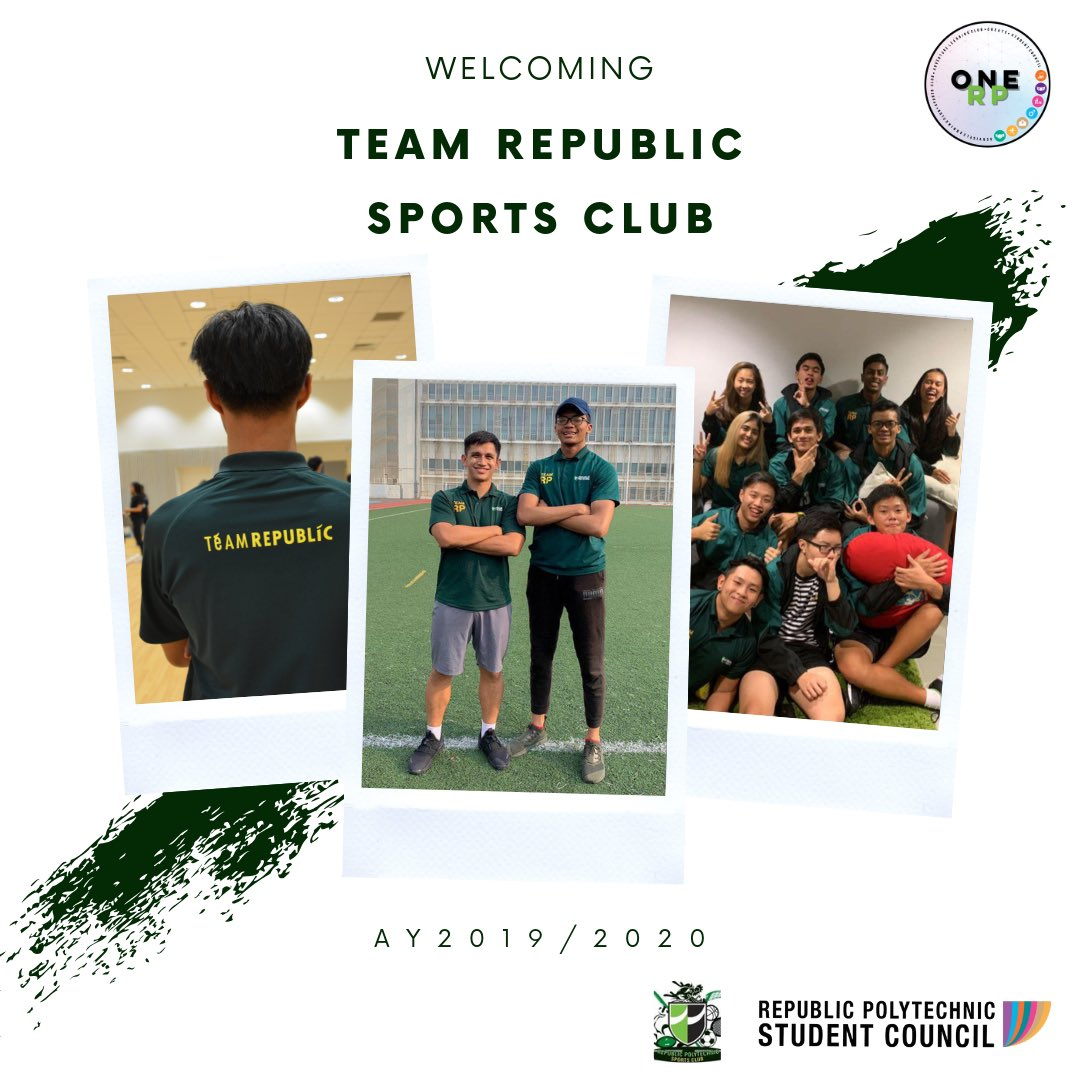 """I aim to gain more recognition for sports club and for what we do. I hope that together as one, we can make a difference for Sports Matters."" said Shafiq, the President of Sports Club 🥇✨ https://t.co/OeVIwUe6jN"