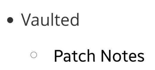 Leaked 10.30 Patch Notes