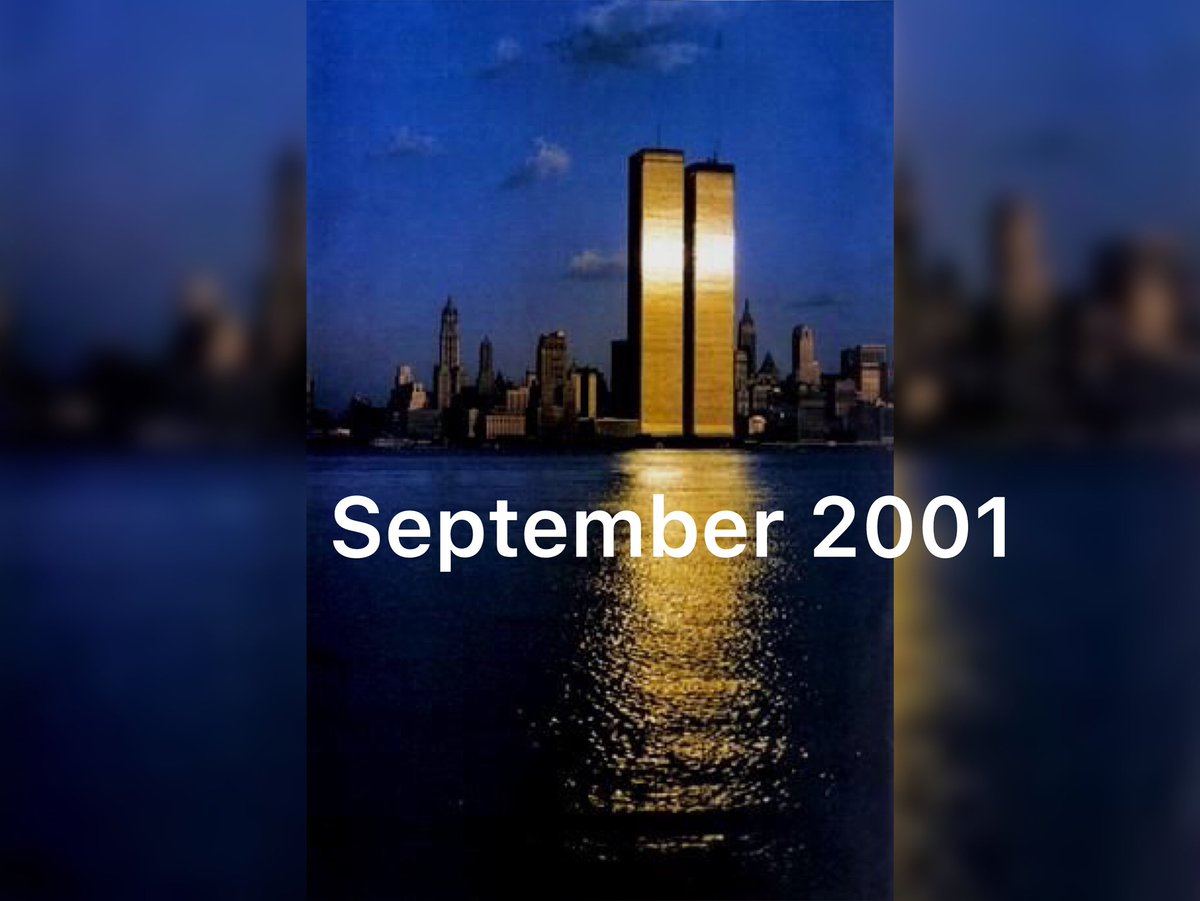 RT @47fifth: Per non dimenticare #11settembre #NewYork #TwinTowers #September11 #UnitedStates #WorldTradeCenter https://t.co/Q5aYBaNhPX
