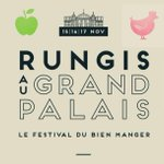 Image for the Tweet beginning: [#RUNGISAUGRANDPALAIS] La création d'un Marché géant