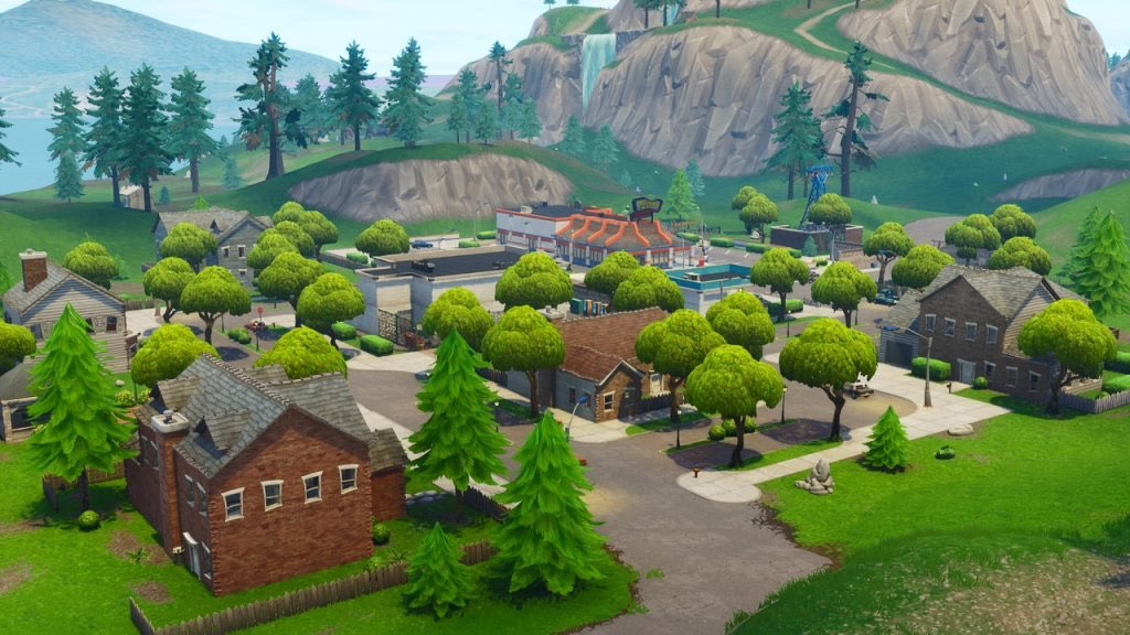 BREAKING: Greasy Grove is officially back in #Fortnite <br>http://pic.twitter.com/AOZrNDIoDG
