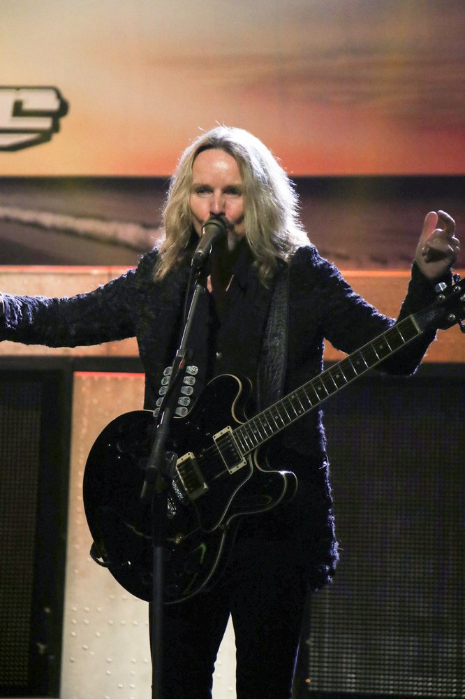 Happy birthday to the great Tommy Shaw of Styx, Damn Yankees AND Shaw-Blades. Pic, PR Photos