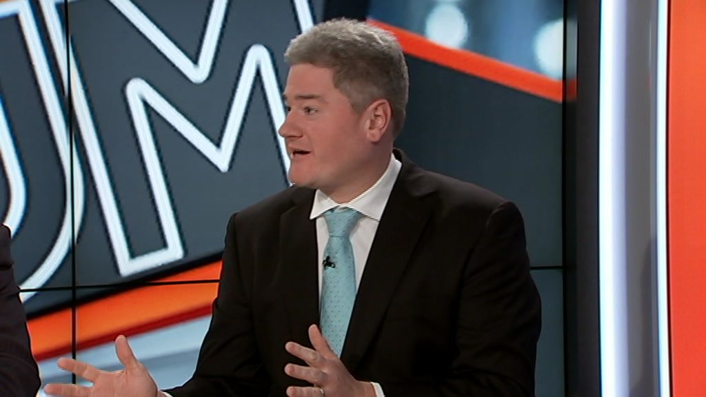 The link between productivity and wages is still holding in Australia. At the moment, productivity growth at the worker-level is low, wage growth is low, GDP growth is low, everything is low. But the relationship still holds. @SimonJCowan #auspol #TheDrum