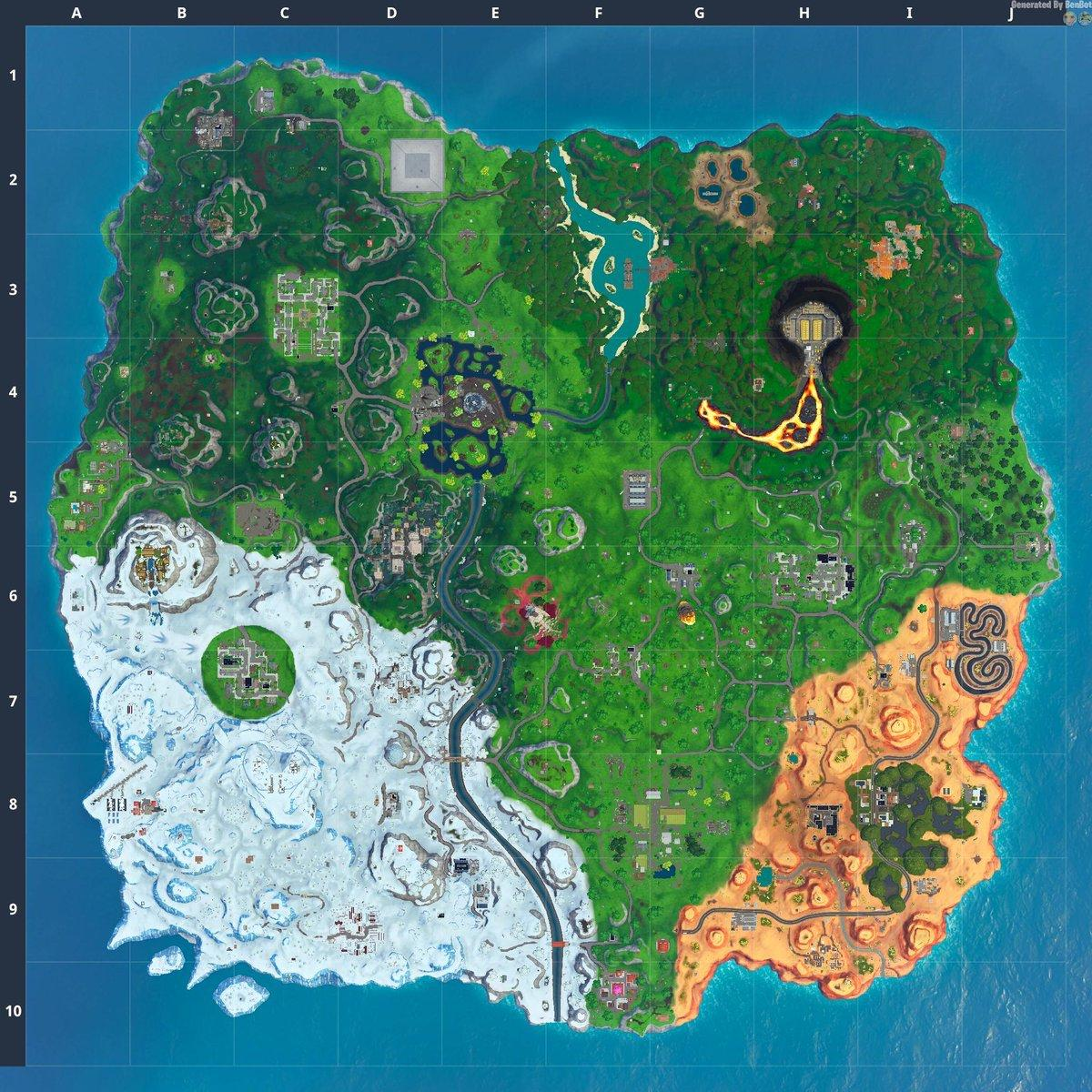Greasy Grove & Moisty Mire are returning as Rift Zones today! #Fortnite<br>http://pic.twitter.com/30PFeMWprQ
