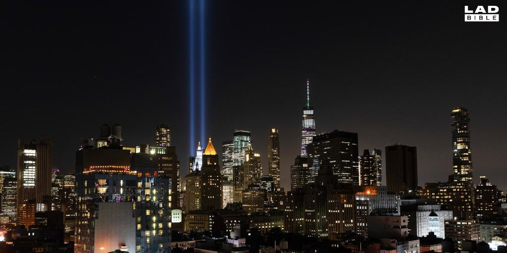 18 years ago today, the tragic events of 9/11 occurred.  We will #NeverForget that day, or the people who sadly lost their lives.