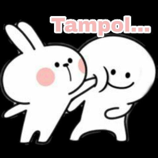 Sunny On Twitter Thread Stiker Wa Pentol Rt Likes