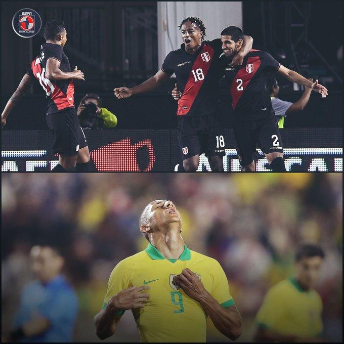 Brasil 0 Peru 1 - Amistoso Internacional 2019 - Video EEKRuX9XYAA6c2H?format=jpg&name=small