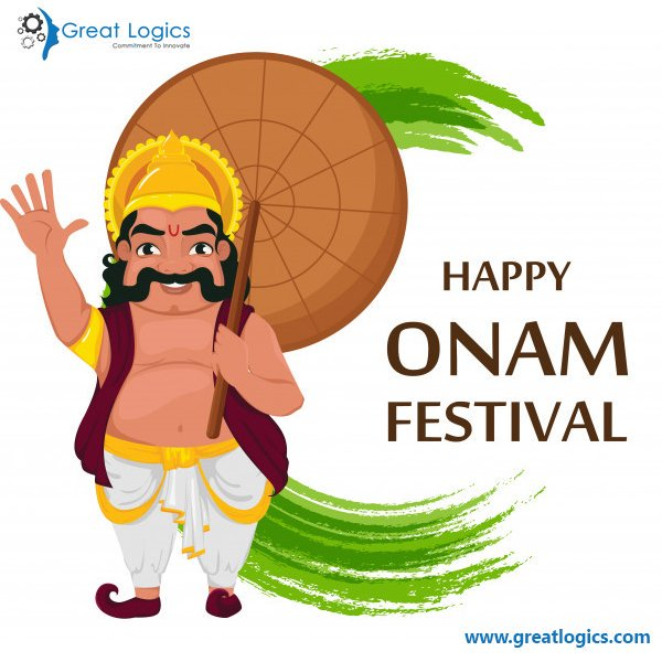 Let this season brings you all lot of good luck, peace of mind, happiness and all that you wish. Wishing that King Mahabali blesses you with all that you desire! From Great Logics #happyonum #mythoughts6 #HappyOnum #kerala #happiestdayinlife #traditionalday #supportkerala #onum