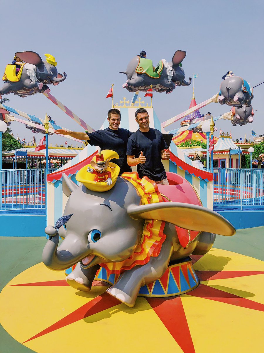 Who doesn't love Dumbo? #tokyodisneyresort #PR