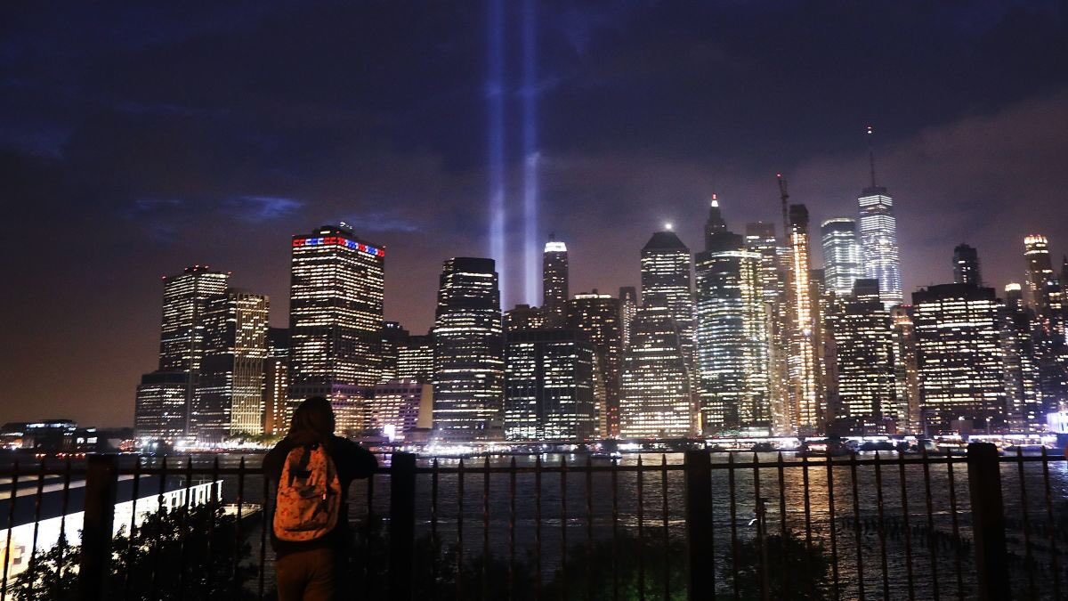 It's been 18 years since the world changed forever. We will never forget those that lost their lives on this tragic day. The fight against evil continues after all this time as we continue to lose innocent people in other despicable attacks across the world #NeverForget #Sept11 <br>http://pic.twitter.com/sHNfwCOK9R