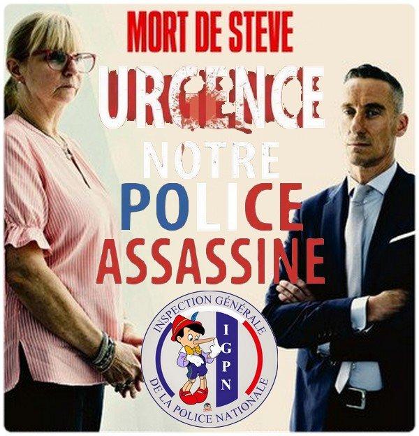 Urgence... !!! #JusticePourSteve #FeteDeLaMusique #LREM #MacronCompliceDuPire #IGPN #DirectAN #EnMarche #DirectSenat @Prefecture42 @CCastaner @NunezLaurent<br>http://pic.twitter.com/Kyih74cb6Z