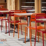 Image for the Tweet beginning: Chairs in the hospitality industry