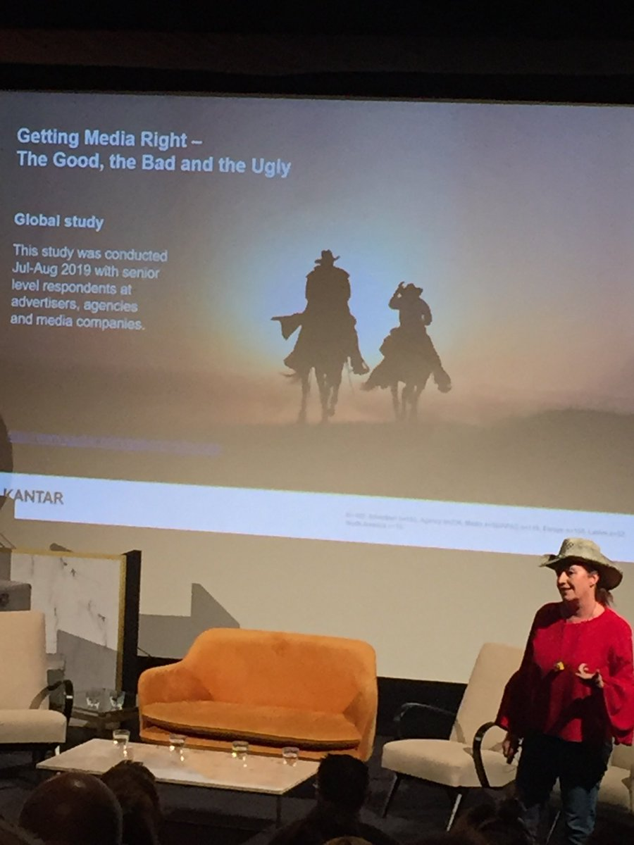 Gwladys Hall on Twitter: Global Media Study. Full report out tomorrow. Highlights @BFI today with Jane Ostler @Kantar #kantartalks #media #insights #marketresearch…
