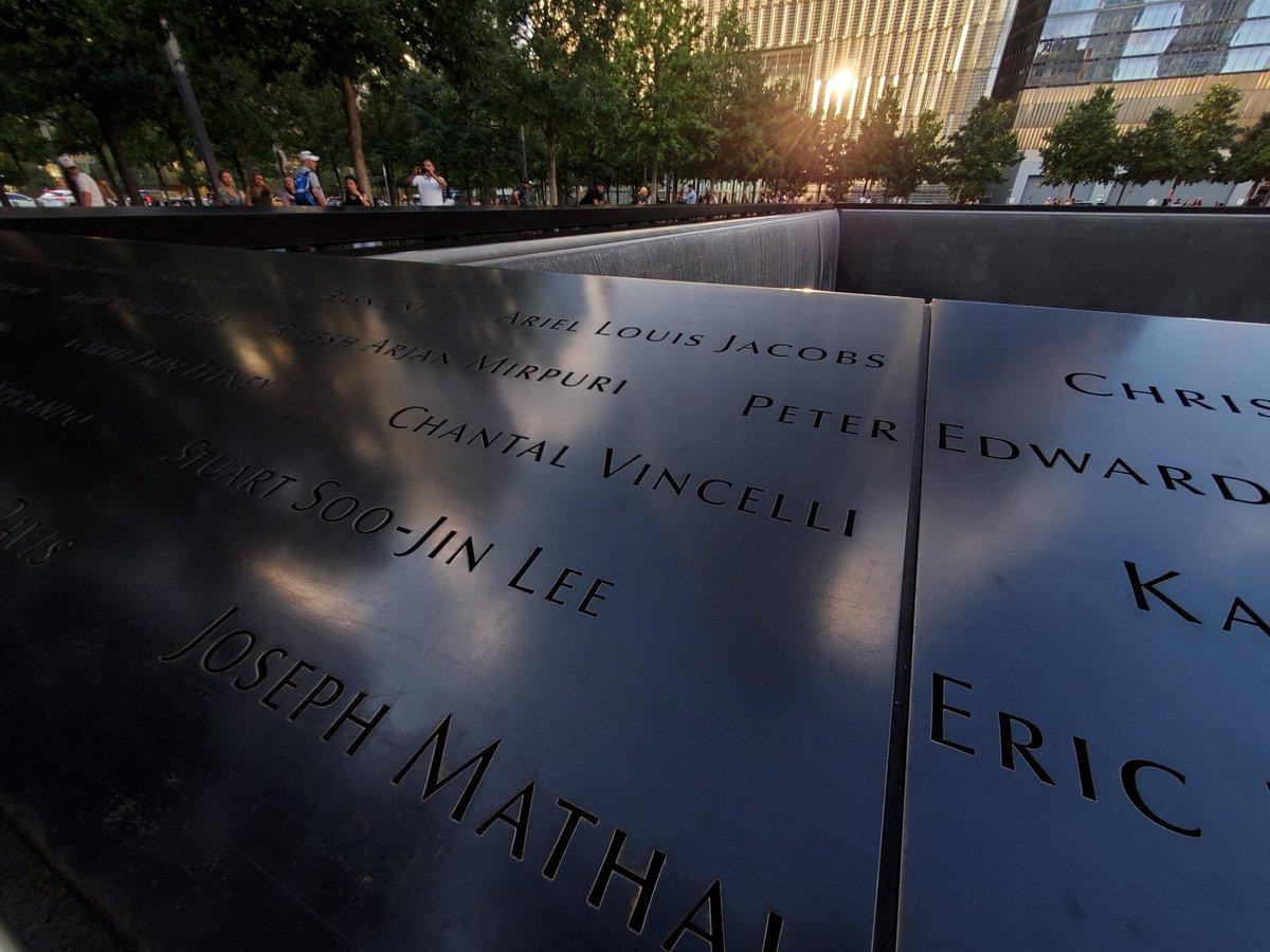 Remembering #ChantalVincelli #September11th #Sept11 #911remembered #911Memorial ...you will never be forgotten Chantal.<br>http://pic.twitter.com/wEZtUDnjs0
