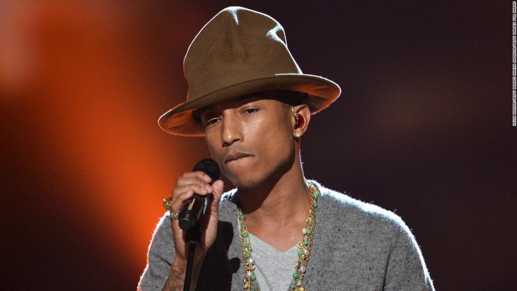 Remember when Pharrell Williams turned up at the 2014 Grammys wearing what one could only describe as a monumental hat? https://ift.tt/2Q7gZni