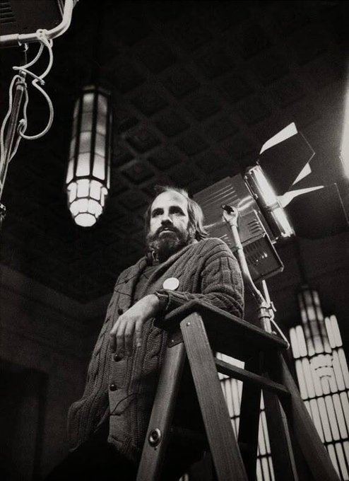 Happy 79th Birthday to my second favorite director of all time, Mr. Brian De Palma