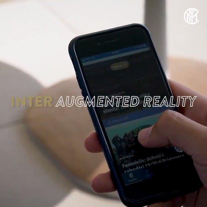 📱 | INTER REVOLUTION🎨🎫🏟️👕⚽️必要なすべてがここに搭載: 家またはサン・シーロで新バージョンのインテル公式アプリを試してみましょう! APPLE: 📱ANDROID: 📲