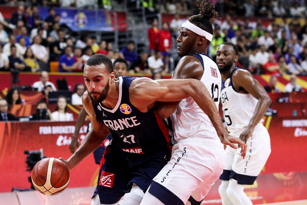 Team USA Upset By France In FIBA World Cup Quarterfinals
