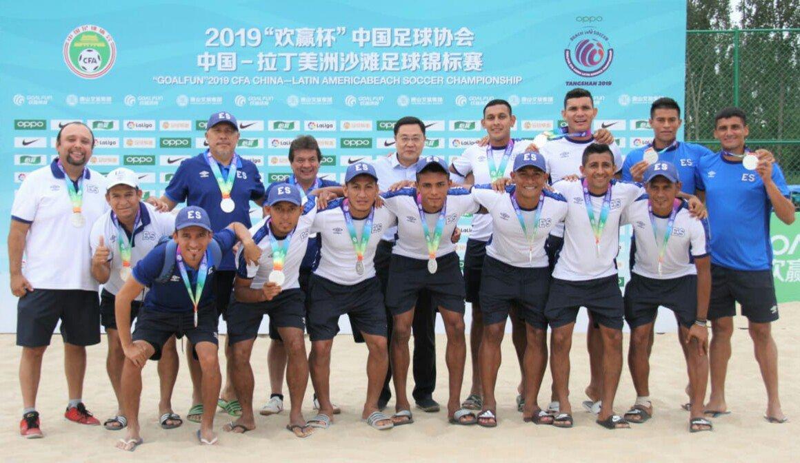 2019 Goalfun CFA China - Latino America Futbol Playa campeonato. EEL2TbCX4AA3-ZJ?format=jpg&name=medium