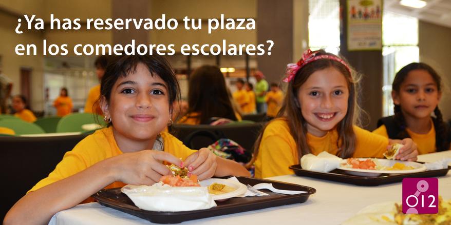 Nuevo usuario de la aplicación de Comedores Escolares de ...