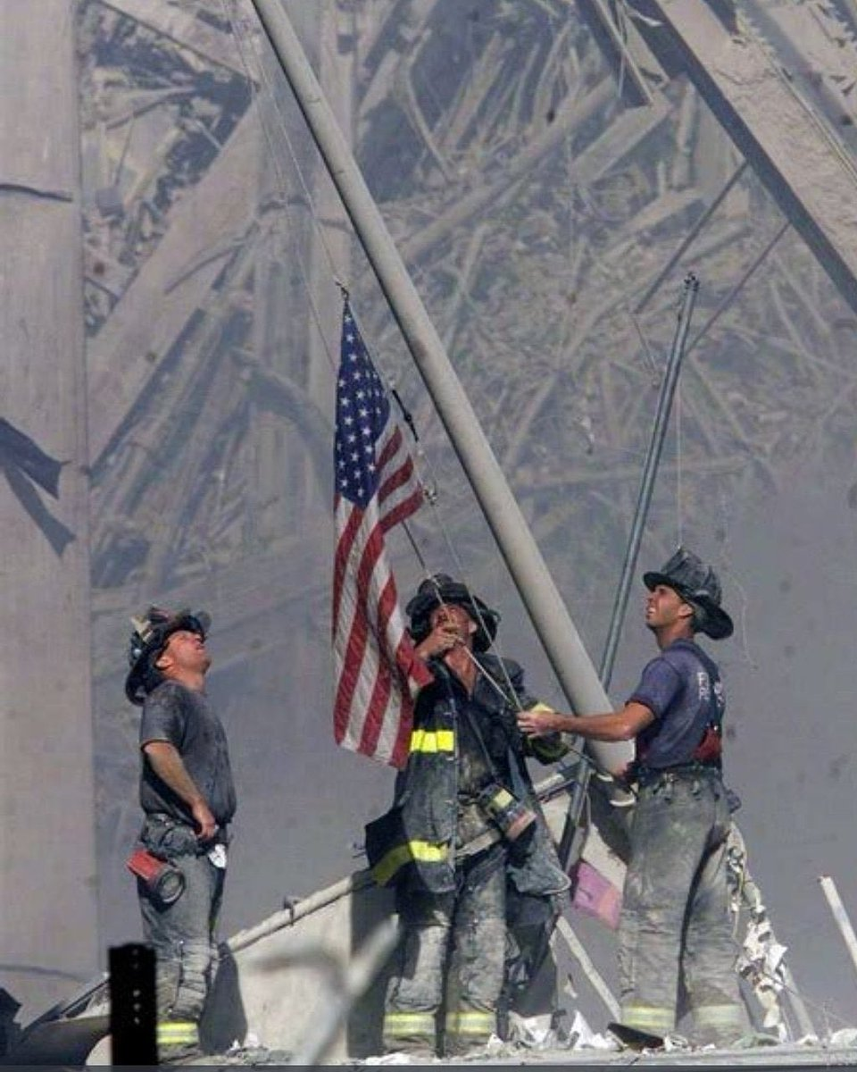 Replying to @richeisen: Always remember. #NeverForget