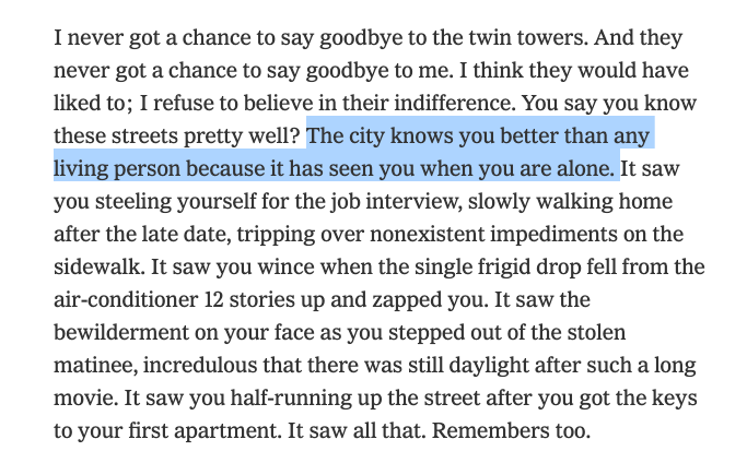 always read Colson Whitehead on this day nytimes.com/2001/11/11/mag…