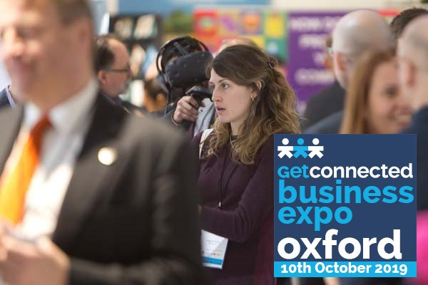 Image result for Get Connected Business Expo Oxford