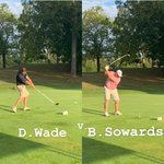 Image for the Tweet beginning: SOPGA Individual Match Play quarterfinals