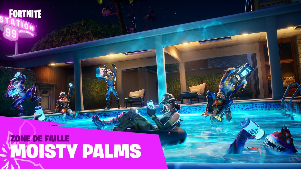 @FortniteFR's photo on patch notes