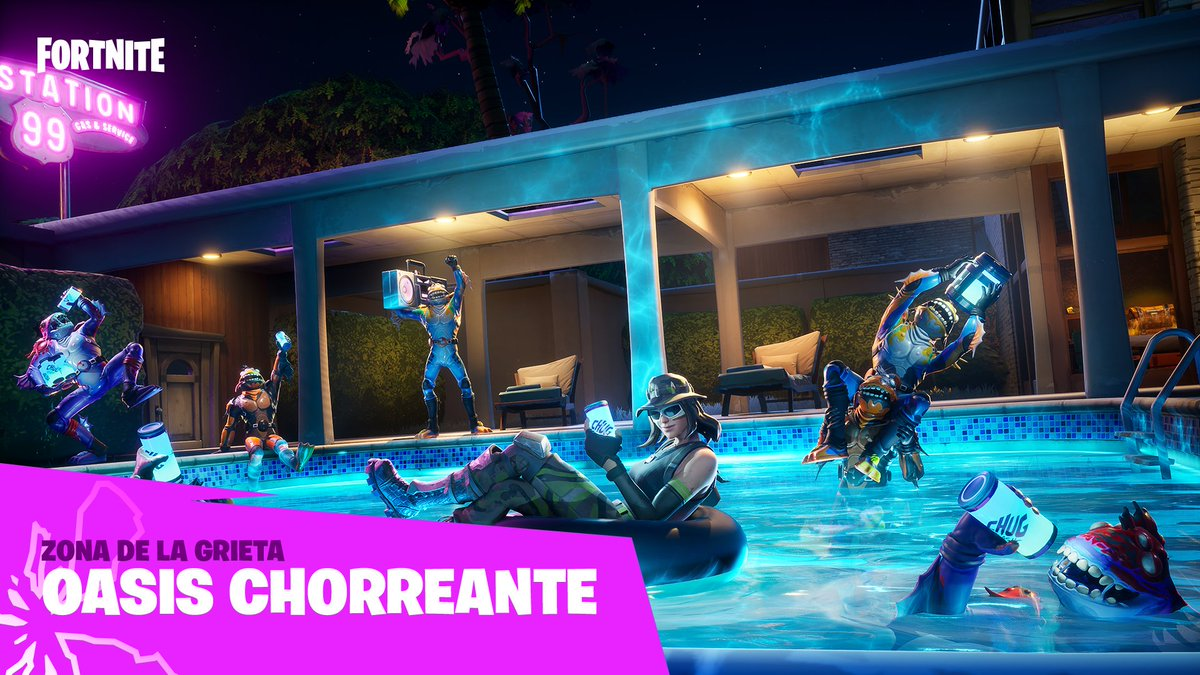 @Fortnite_ES's photo on patch notes