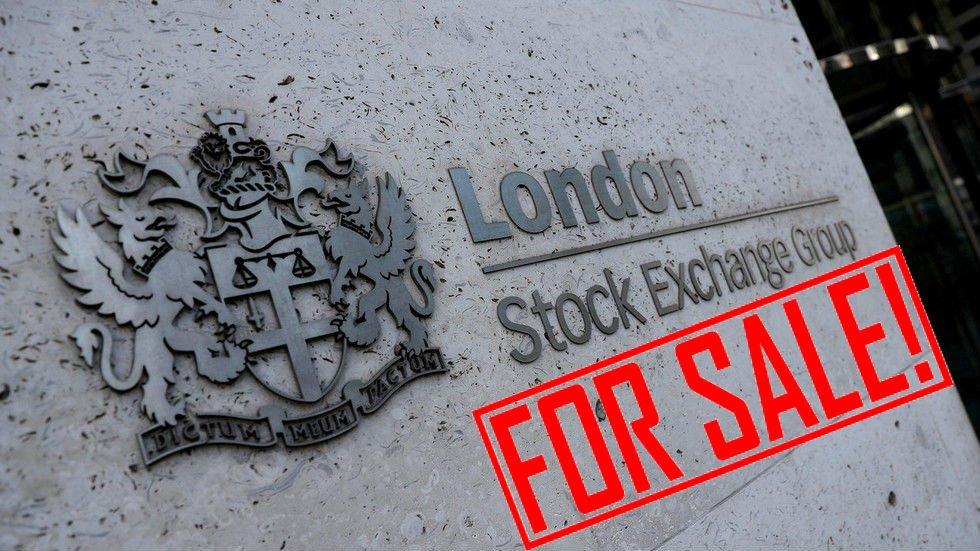 #HongKong Stock Exchange offers to buy London Stock Exchange for $36.6bnhttps://on.rt.com/a1jm