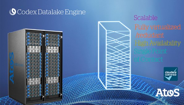 Do you know #CodexDatalakeEngine, the new generation #datalake solution certified by...