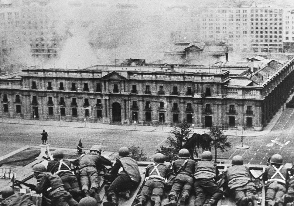 """September 11th is a date emblazoned in the memory of South America. On that day in 1973, a fascist coup by the Chilean army, backed and fostered by the United States, deposed President Salvador Allende and proceeded to torture and murder anyone seen as a """"subversive element"""""""
