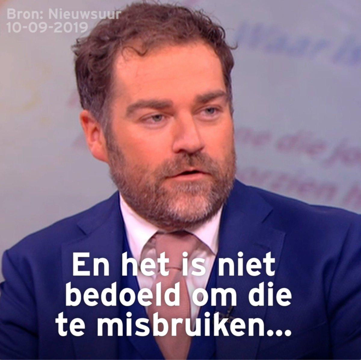 Klaas Dijkhoff on Twitter
