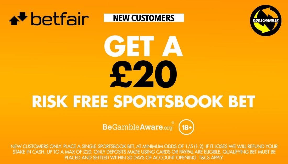 Risk free betting on betfair sportsbook pulito texture pack 1-3 2-4 betting system