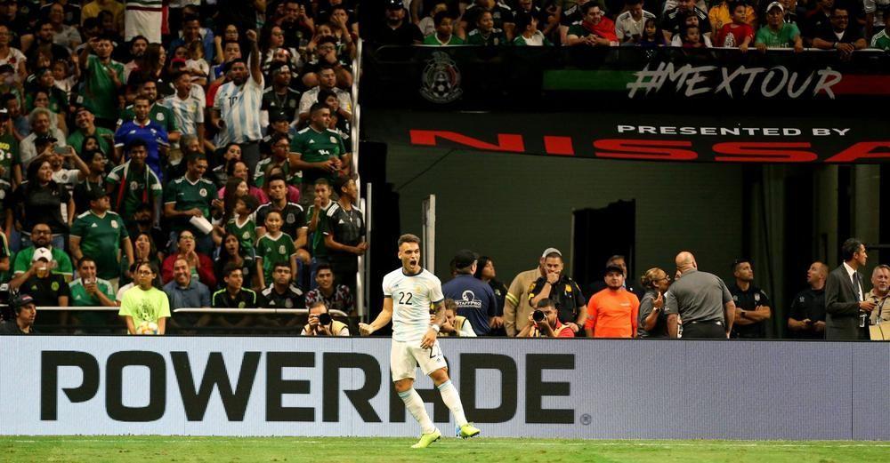 نتيجة بحث الصور عن الارجنتين المكسيك 4-0